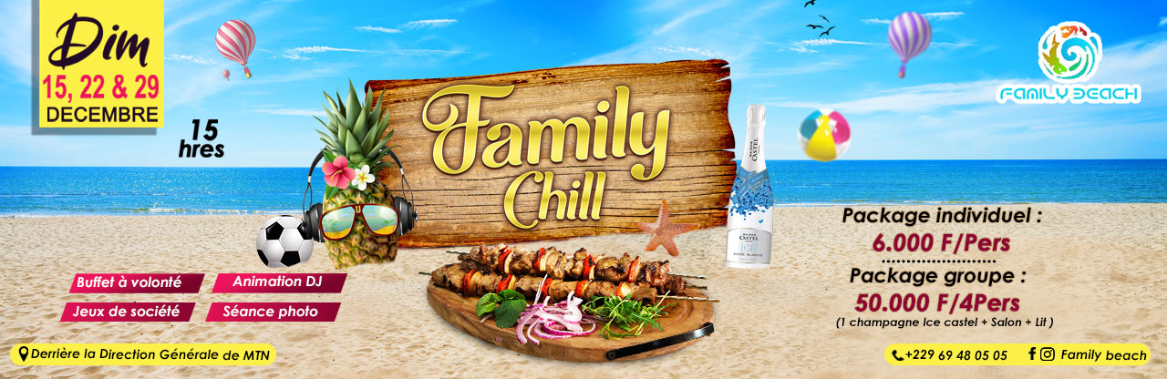 image FAMILY CHILL